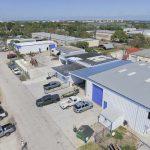 Composite technologies Merritt Islando Aerial