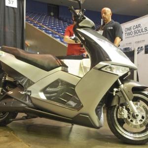 EV Scooter