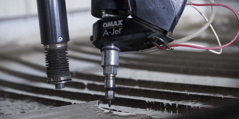 OMAX 80X waterjet